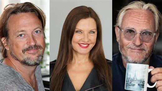 Bild för Wille Crafoord, Anna-Lena Brundin och Jan Sigurd, 2019-03-22, Palatset
