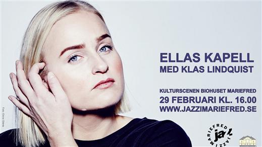 Bild för Ellas Kapell + Klas Lindquist, 2020-02-29, Biohuset, Mariefred