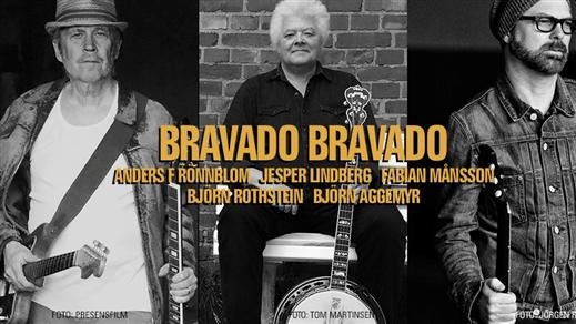 Bild för 3 X ANDERS F & BRAVADO BRAVADO, 2020-11-01, Engelen