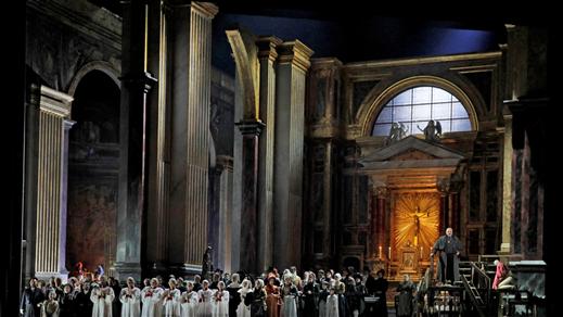 Bild för Tosca – The Met Live HD, 2020-04-11, Kulturhuset i Svalöv