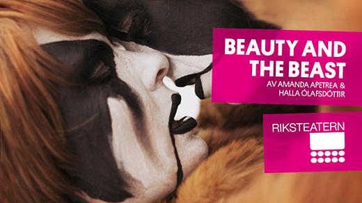 Bild för Beauty and the Beast, 2017-11-25, Söderhamns Teater
