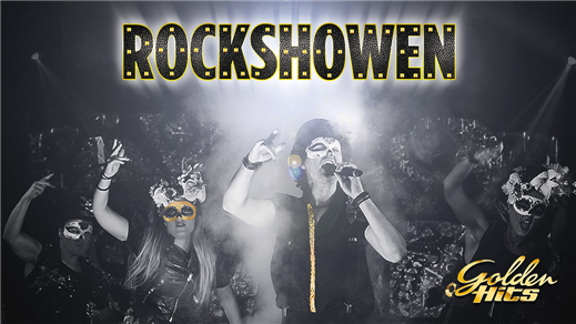Bild för Golden Hits - Rockshowen Jul 2018, 2018-12-25, Golden Hits, En trappa upp