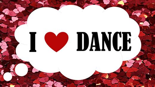 Bild för I <3 DANCE, 2020-05-19, Kulturum | Stora scenen