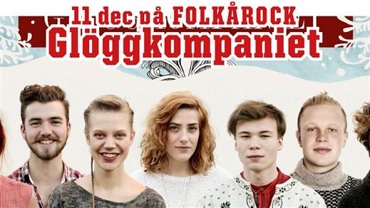 Bild för Glöggkompaniet, 2016-12-11, Folk Å Rock