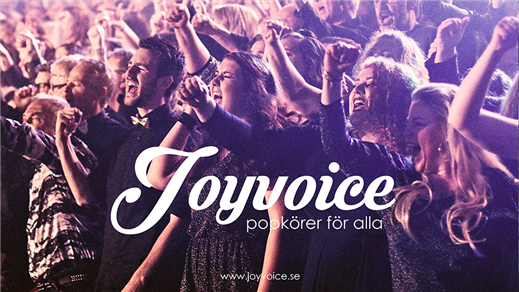 Bild för Joyvoice konsert, 2018-05-25, Halmstad Live