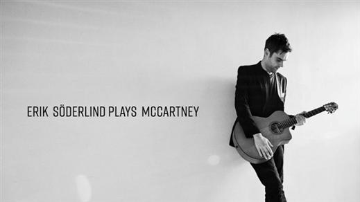 Bild för Erik Söderlind Play's McCartney, 2019-06-29, Borgholms Bio