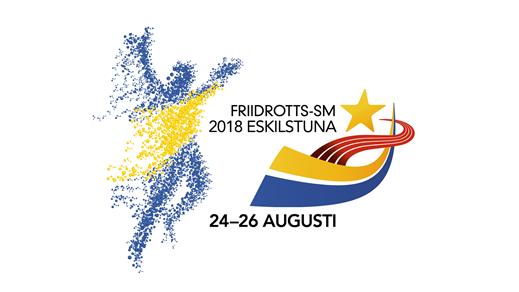 Bild för Friidrotts SM, 2018-08-24, Ekängens Friidrottsarena