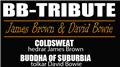 BB TRIBUTE - JAMES BROWN & DAVID BOWIE 21/9