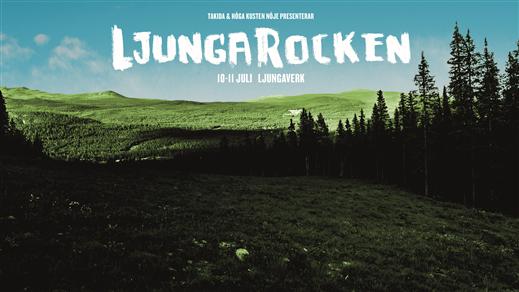 Bild för Ljungarocken 2022, 2022-07-15, Ljungaverks Folkets Hus