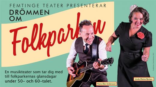 Bild för Drömmen om Foklparken!, 2020-01-26, Bolmsö Bygdegård Sjöviken