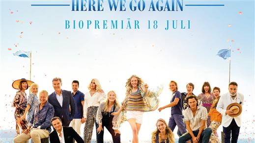 Bild för Mamma Mia! Here We Go Again, 2018-08-31, Essegården