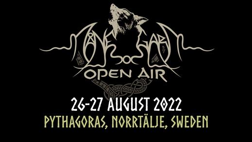 Bild för Månegarm Open Air 2022, 2022-08-26, Pythagoras Industrimuseum