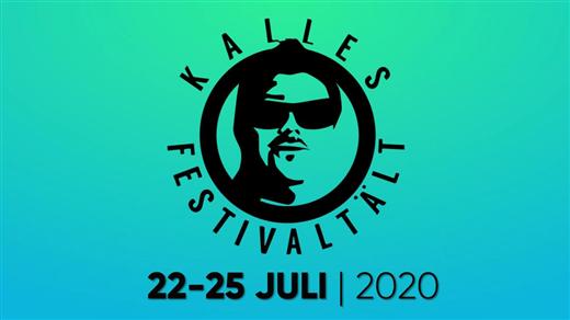 Bild för Kalles festivaltält 2020, 2020-07-22, Kalles Festivaltält Piteå dansar och ler