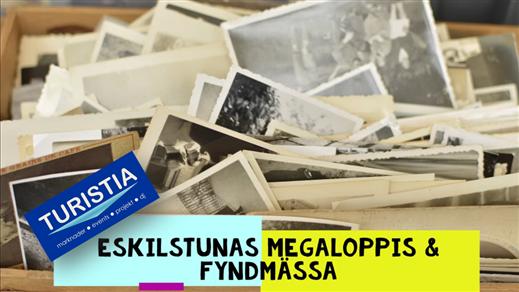 Bild för Eskilstunas Megaloppis & Fyndmässa upplaga 1, 2021-10-02, Badmintonarenan Eskilstuna