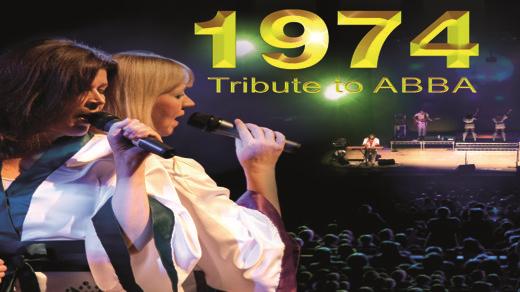 Bild för 1974 Tribute to ABBA - Greatest Hits, 2017-11-03, Jönköpings Konserthus Elmia