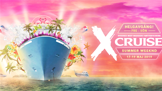 Bild för X-CRUISE VIP ACCESS, 2019-05-17, Värtahamnen