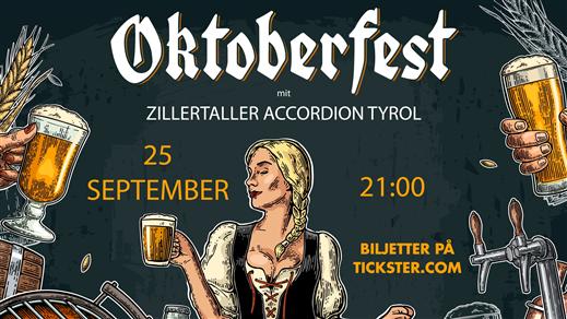 Bild för Oktoberfest O'Learys Liljeholmstorget, 2021-09-25, O'Learys Liljeholmstorget