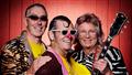 Familjelördag - Electric Banana Band -Konsertfilm!
