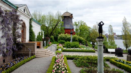 Bild för Trädgårdsvandring på Waldemarsudde, 2020-06-04, Prins Eugens Waldemarsudde