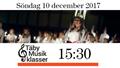 Luciakväll med Täby Musikklasser kl.15.30
