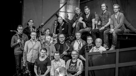 Bild för Stockholm Jazz Orchestra, 2021-09-15, Jönköpings Teater