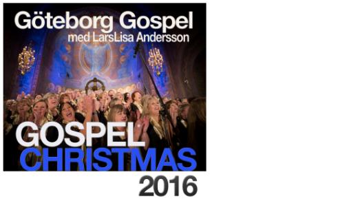 Bild för Gospel Christmas 2016 Göteborg Gospel 17:00, 2016-11-25, Vasakyrkan Göteborg