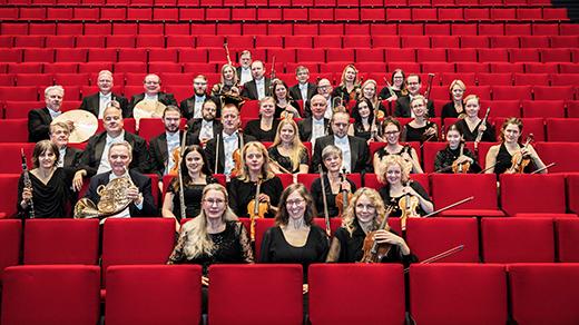 Bild för Uppsala Kammarorkester – Stråkfest, 2019-03-21, UKK - Stora salen | Musik i Uppland