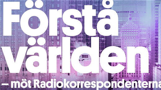 Bild för RADIOKORRESPONDENTERNA, 2021-09-15, Konsertsalen i Spira