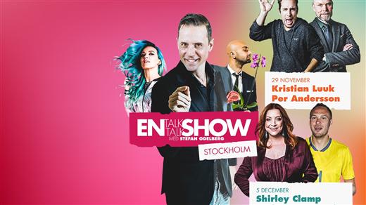 Bild för En Talk Talk Show med Stefan Odelberg, 2018-11-29, Hamburger Börs