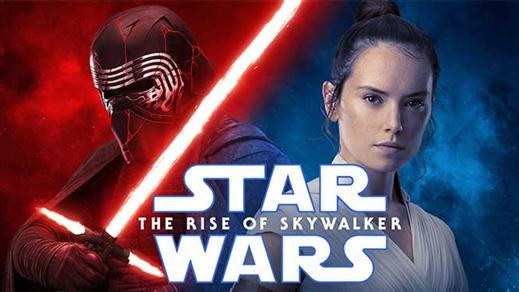 Bild för Star Wars: Rise of Skywalker, 2019-12-27, Kulturhuset i Svalöv