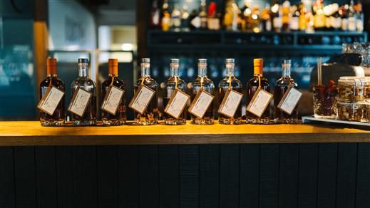 Bild för Whiskyprovning på Valbo Värdshus, 2019-03-29, Valbo Värdshus