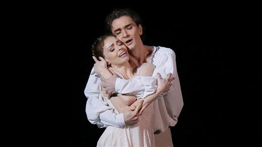 Bild för Balett på bio: Romeo och Julia, 2020-04-26, Kulturhuset Finspång, Stora Salongen
