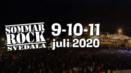 Bild för SommarRock Svedala 2020, 2020-07-09, Friluftsbadet