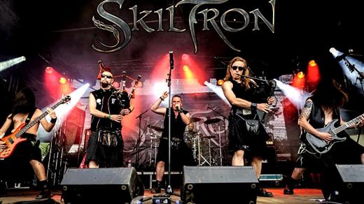 Bild för Skiltron + support, 2016-10-07, Palatset