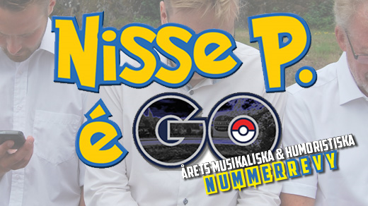 Bild för Nisse P. é GO 19:00, 2016-11-26, Boxholms Folkets Hus