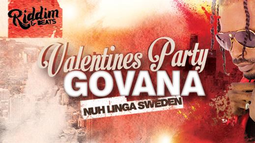Bild för Valentines Party | Live: Govana (Jam), 2019-02-16, Slaktkyrkan