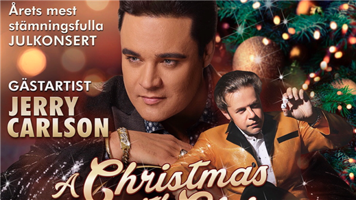 Bild för A Christmas with Elvis & Friends, 2021-11-27, Nolaskolans Aula
