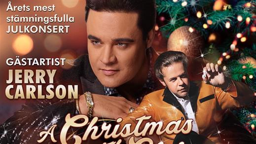 Bild för A Christmas with Elvis & Friends, 2020-11-28, Härnösands Teater