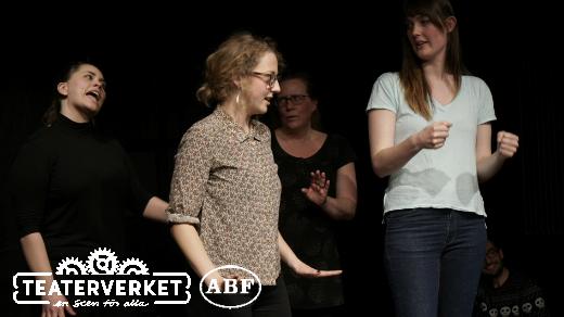 Bild för Improteater: Tur i oturen 13/10 kl 19, 2017-10-13, TeaterVerket
