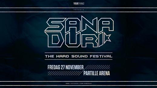 The Hard Sound Festival 2021 - Partille Arena - Partille - 27 november 2020