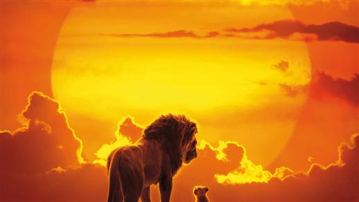 Bild för Lejonkungen (Eng. tal), 2019-07-19, Bräcke Folkets hus
