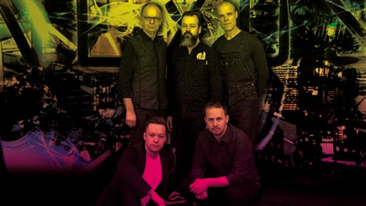 Bild för Umeå Jazzstudio, 2019-01-17, Studion, Umeå Folkets Hus