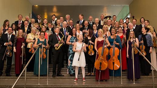 Bild för Tonicaorkestern-melodikryss och underhålln. 13/10, 2019-10-13, Sundspärlan
