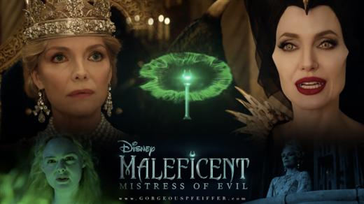 Bild för Maleficent 2: Ondskans Härskarinna, 2019-10-26, Biosalongen Folkets Hus