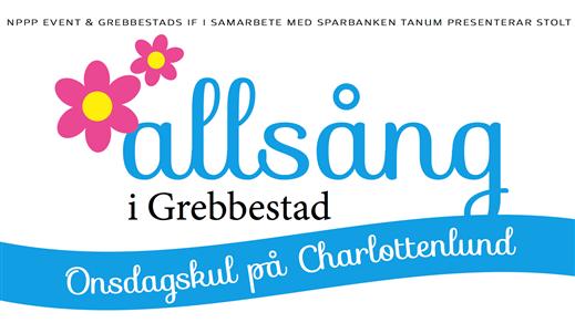 Bild för SÄSONGSBILJETT Allsång i Grebbestad 2018, 2018-07-18, Charlottenlund Folkets Park