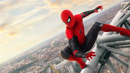 Bild för Spider-Man: Far from Home, 2019-07-05, Emmaboda Folkets Hus