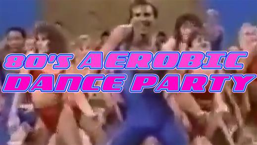 Bild för 80's Aerobic Dance Party | Moriska Paviljongen, 2019-04-13, Moriska Paviljongen