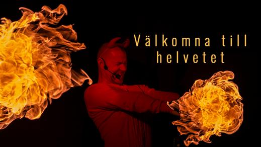 Bild för Välkomna till Helvetet!, 2020-10-11, Centrum för Idrott och Kultur