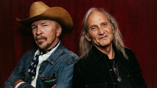 Bild för Dave Alvin & Jimmie Dale Gilmore (US), 2019-10-26, Folk Å Rock