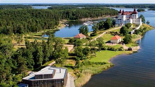 Bild för Läckö kajakträff 2018, 2018-06-29, Läckö Slott